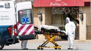 La pandemia matará a más estadounidenses de los que murieron en Vietnam