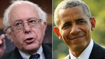 Sanders tuvo múltiples conversaciones con Obama antes de la decisión de terminar la campaña