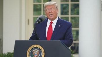 Trump advierte sobre 'dolorosas' dos semanas por delante mientras la Casa Blanca proyecta más de 100.000 muertes por coronavirus