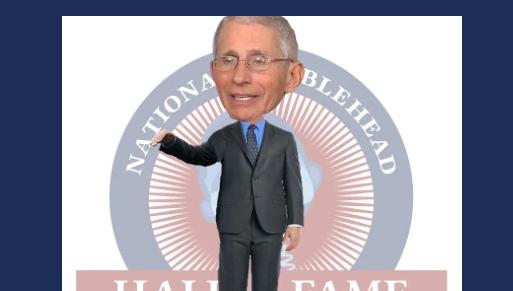El Dr. Anthony Fauci tendrá un modelo de Bobblehead