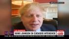 Primer ministro británico Boris Johnson en cuidados intensivos por covid-19