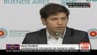 Más restricciones en Argentina