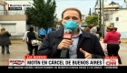Argentina: motín en cárcel