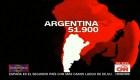 Por qué hay menos testeos masivos en Argentina en comparación a otros países