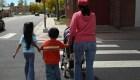 Las consecuencias de la escasez de alimentos en niños