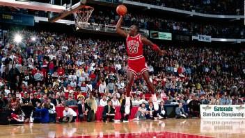 Michael Jordan y sus zapatillas Air Jordan más icónicas