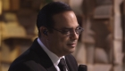 Contigo, desde casa: Gilberto Santa Rosa pide para los indigentes