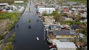 La influencia del cambio climático en los huracanes, según un estudio