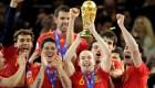 Andrés Iniesta y su debut con 'La Roja' hace 16 años