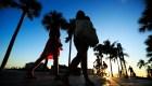 Cierran parque en Miami Beach por irresponsables