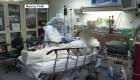 Dr. Tallaj: Los pediatras fueron cayendo como palomitas