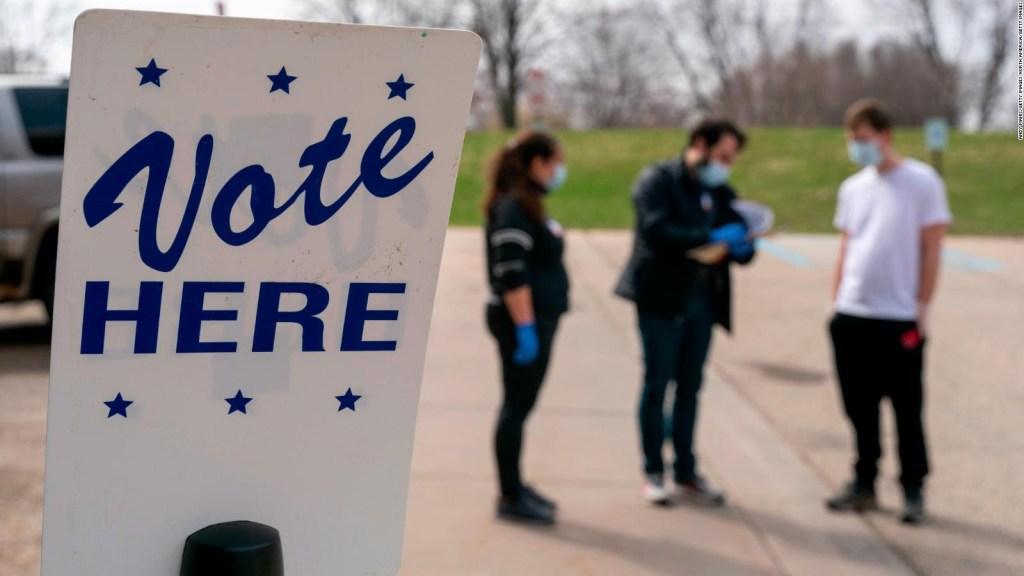 Trump no quiere permitir el voto por correo