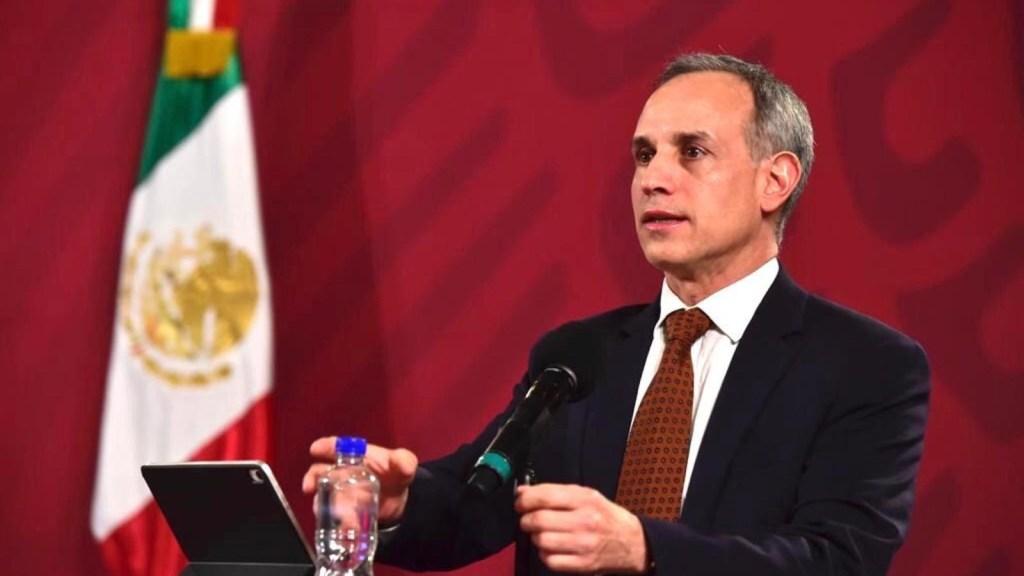 López-Gatell, satisfecho por manejo de covid-19 en México