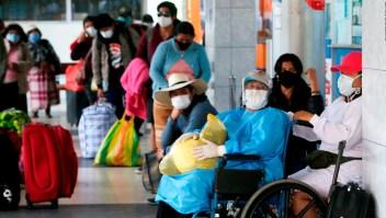 ¿Por qué hay tantos contagiados de coronavirus en Perú?