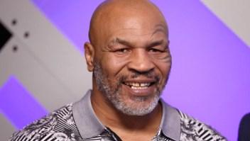 Mike Tyson muestra su gran forma
