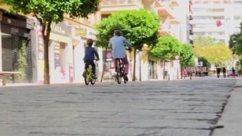 """La """"nueva normalidad"""" en España"""
