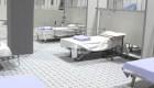 España cierra hospital de campaña