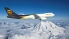 El avión de carga que ayuda a luchar contra el coronavirus