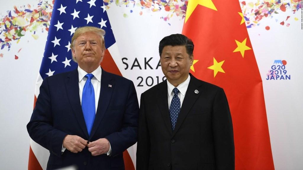 EE.UU. y China, enfrentados en plena pandemia