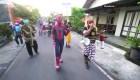 Indonesia: Un 'Spiderman' que lucha contra el covid-19