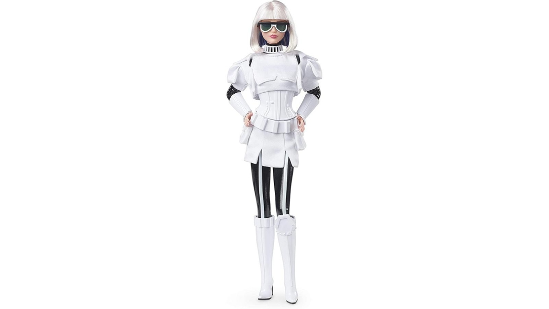 Barbie inspira su moda en Star Wars
