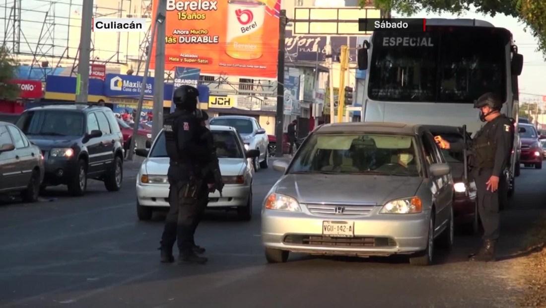 Sinaloa: Endurecen las medidas para contener al covid-19