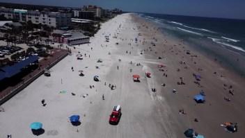 Reabren la Florida con algunas restricciones