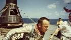 Alan Shepard, el primer estadounidense en ir al espacio
