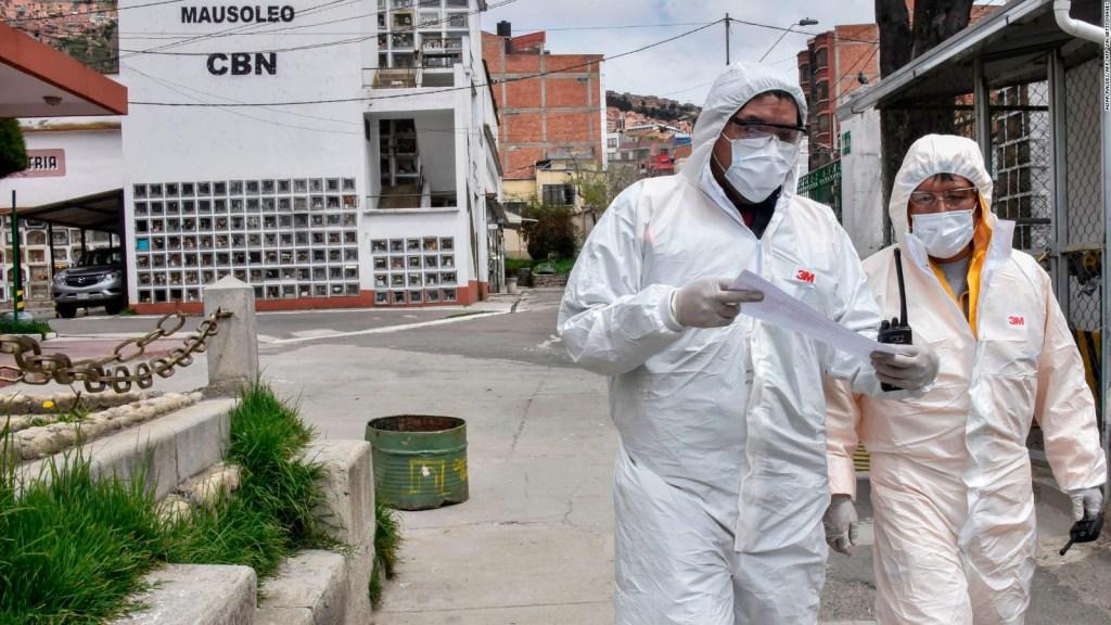 La alcaldesa boliviana intuyó la gravedad del brote de covid-19