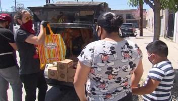 Una mano amiga para inmigrantes indocumentados sin trabajo