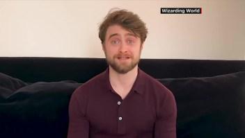 """Harry Potter"": Daniel Radcliffe vuelve al mundo mágico"