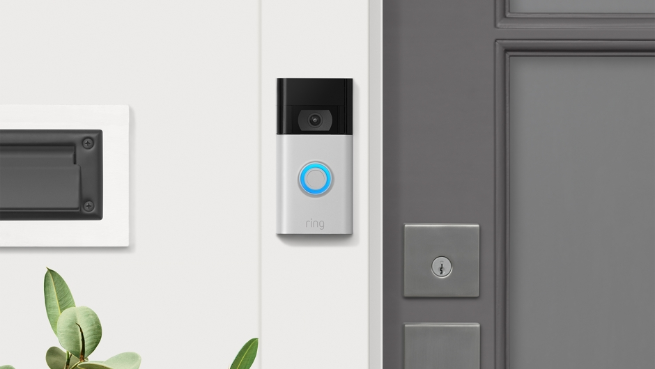 Video Doorbell Ring