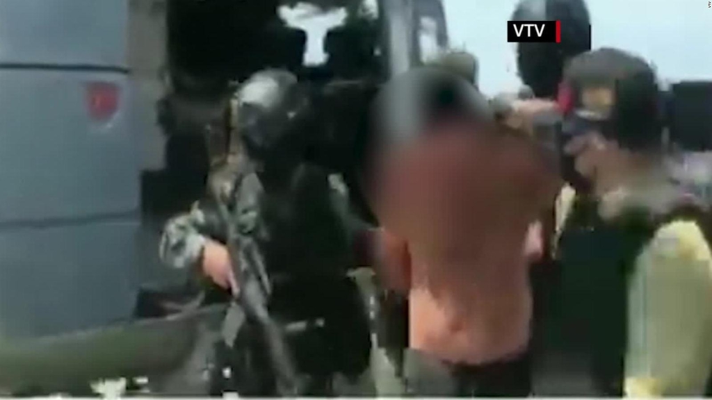 Esto sabemos de la presunta operación Gedeón en Venezuela