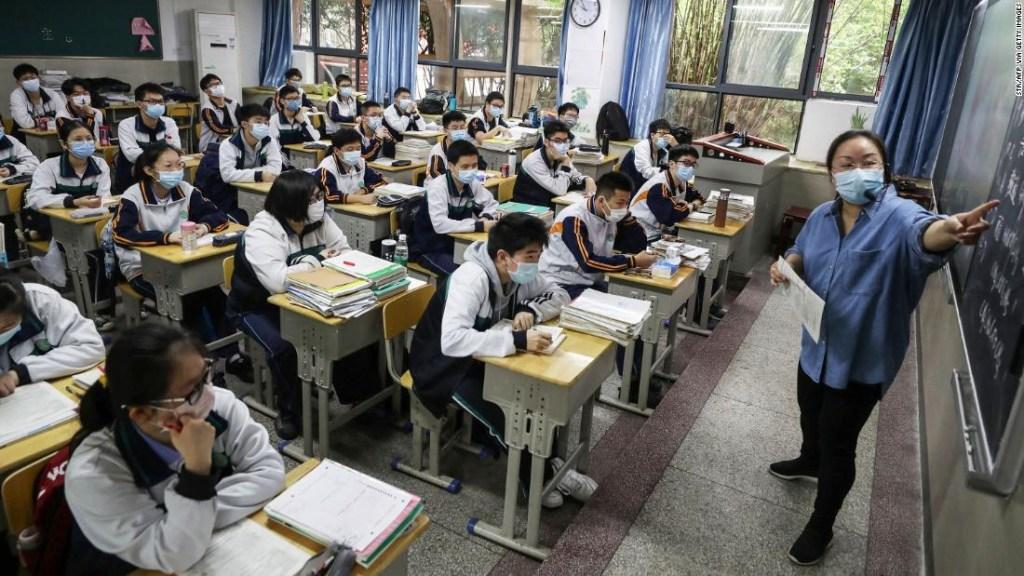 coronavirus-wuhan-escuelas-china