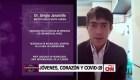 La posible relación de coronavirus y los eventos isquémicos