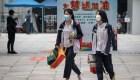 Las clases y el turismo interno se reactivan en China
