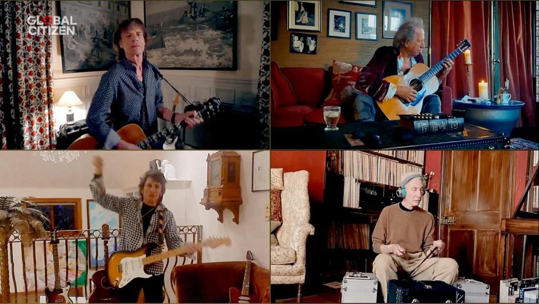Conoce las 5 mejores canciones de los Rolling Stones