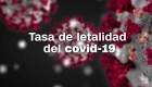 Covid-19: los países con mayor tasa de letalidad