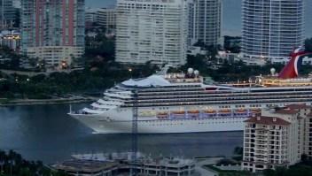 El covid-19, el ancla en el millonario negocio de los cruceros