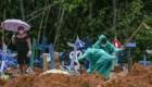 Brasil está bajo la lupa por ritmo de avance de la pandemia