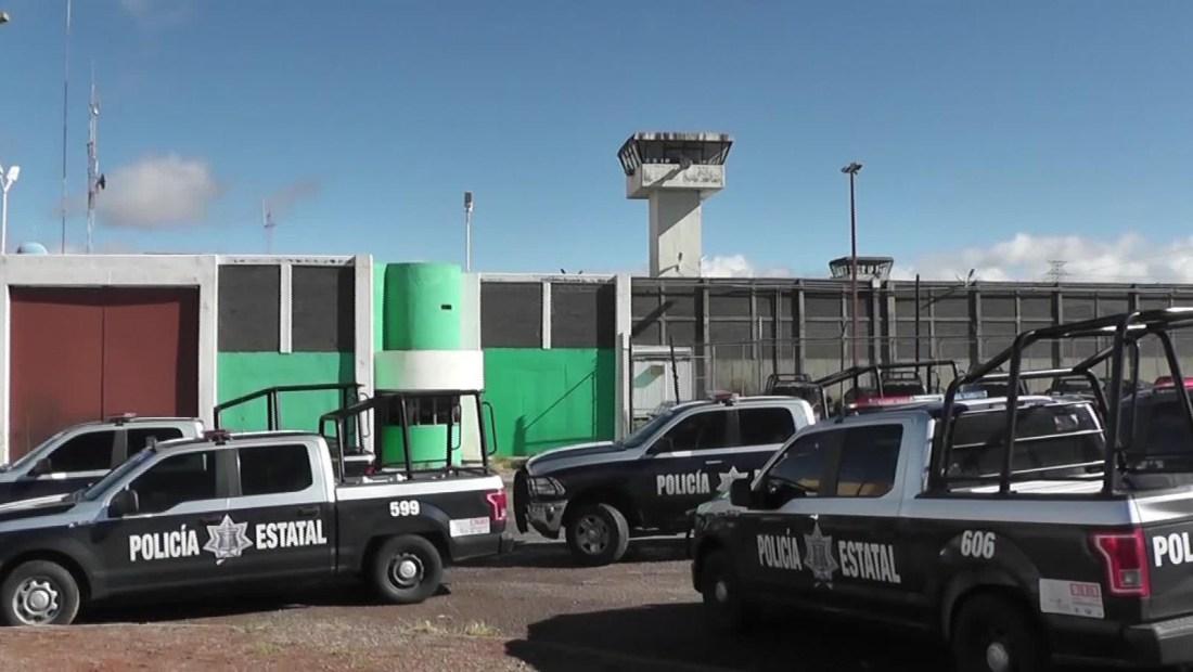 Arrestan a policía por fuga de un penal en México