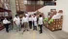 Protestas en Chiapas por falta de equipos sanitarios