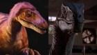 """""""Jurassic Park"""" se equivocó sobre los velocirraptores"""