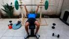 Nutricionista: sin dudas muchos atletas han subido de peso