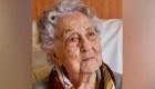 Una mujer de 113 años se recuperó del covid-19