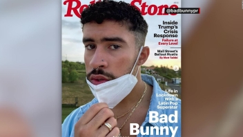 Bad Bunny: primer reguetonero en la portada de Rolling Stone