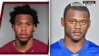 Un robo a mano armada tiene a dos jugadores de la NFL en problemas