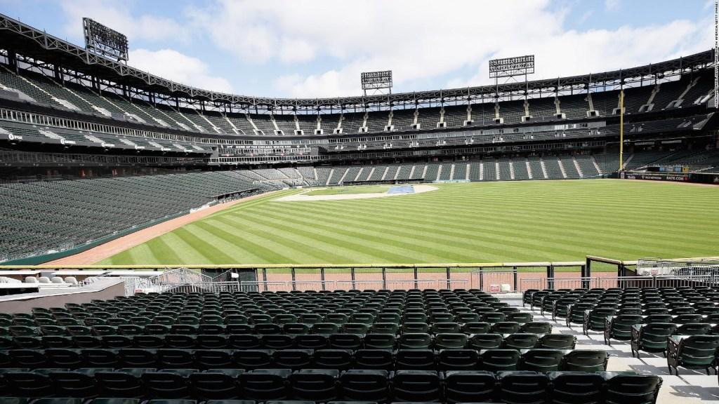 Optimismo para el regreso de las Grandes Ligas de béisbol