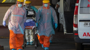 Las cifras bajas de muertos en Chile por coronavirus