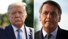Finchelstein: Lo que Trump desea hacer, es lo que hace Bolsonaro